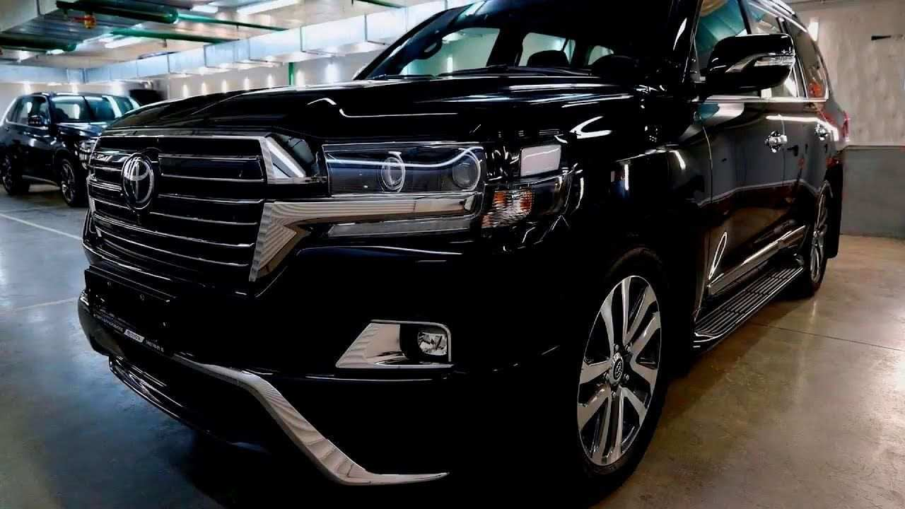 66 The Best Toyota Land Cruiser V8 2019 Research New