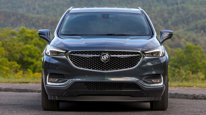 66 The Buick Suv 2020 First Drive