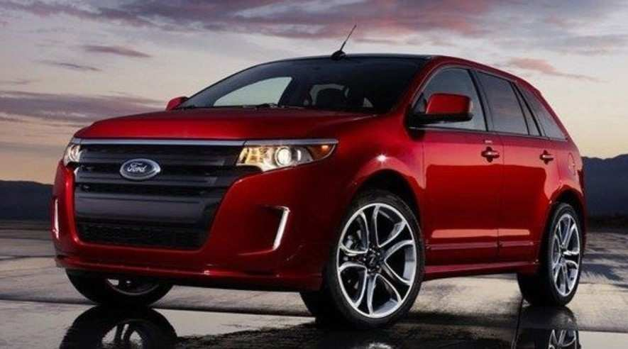 66 The Ford Edge New Design Pictures