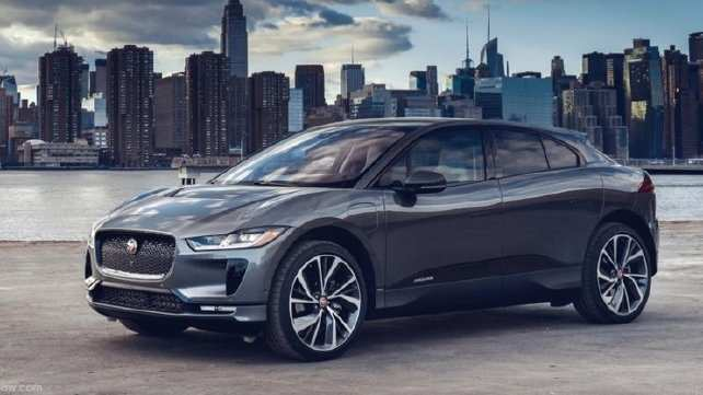 66 The Jaguar I Pace 2020 Picture