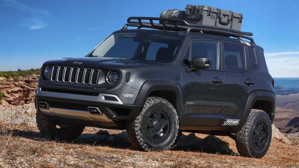 66 The Jeep Safari 2020 Model