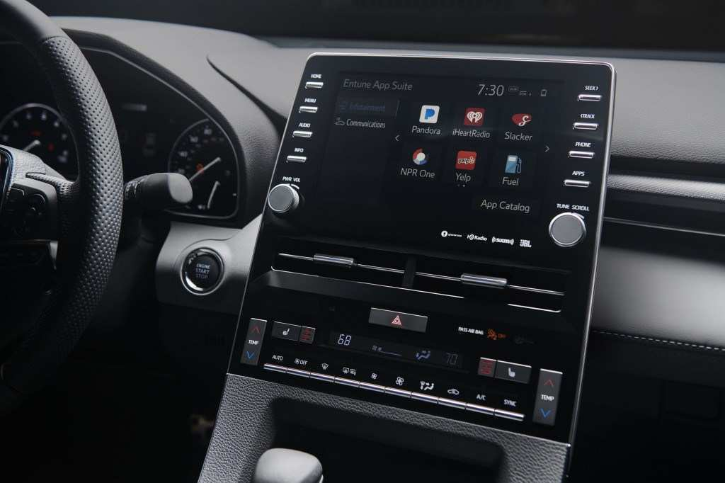66 The Lexus Carplay 2019 Exterior