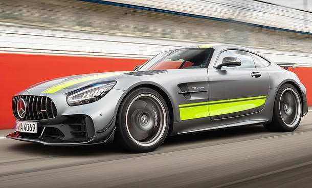 66 The Mercedes 2019 Amg Gt Style