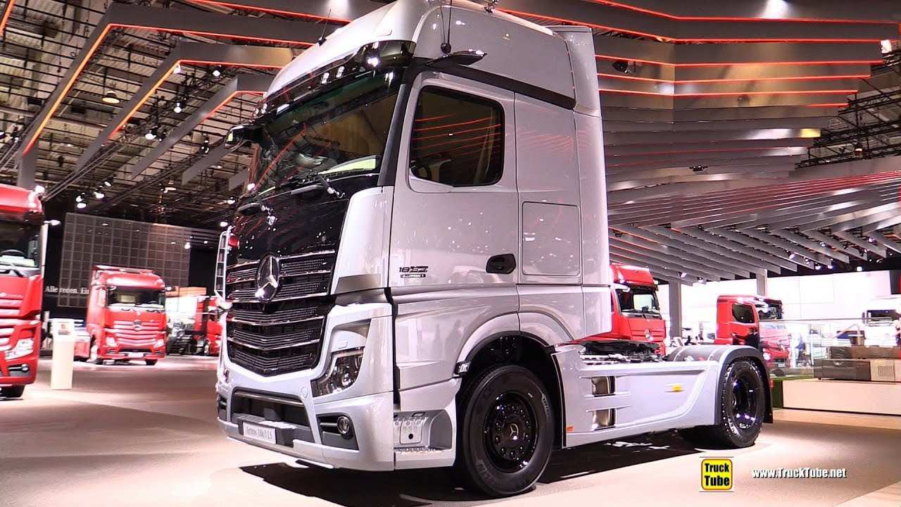 66 The Mercedes Truck 2019 Style