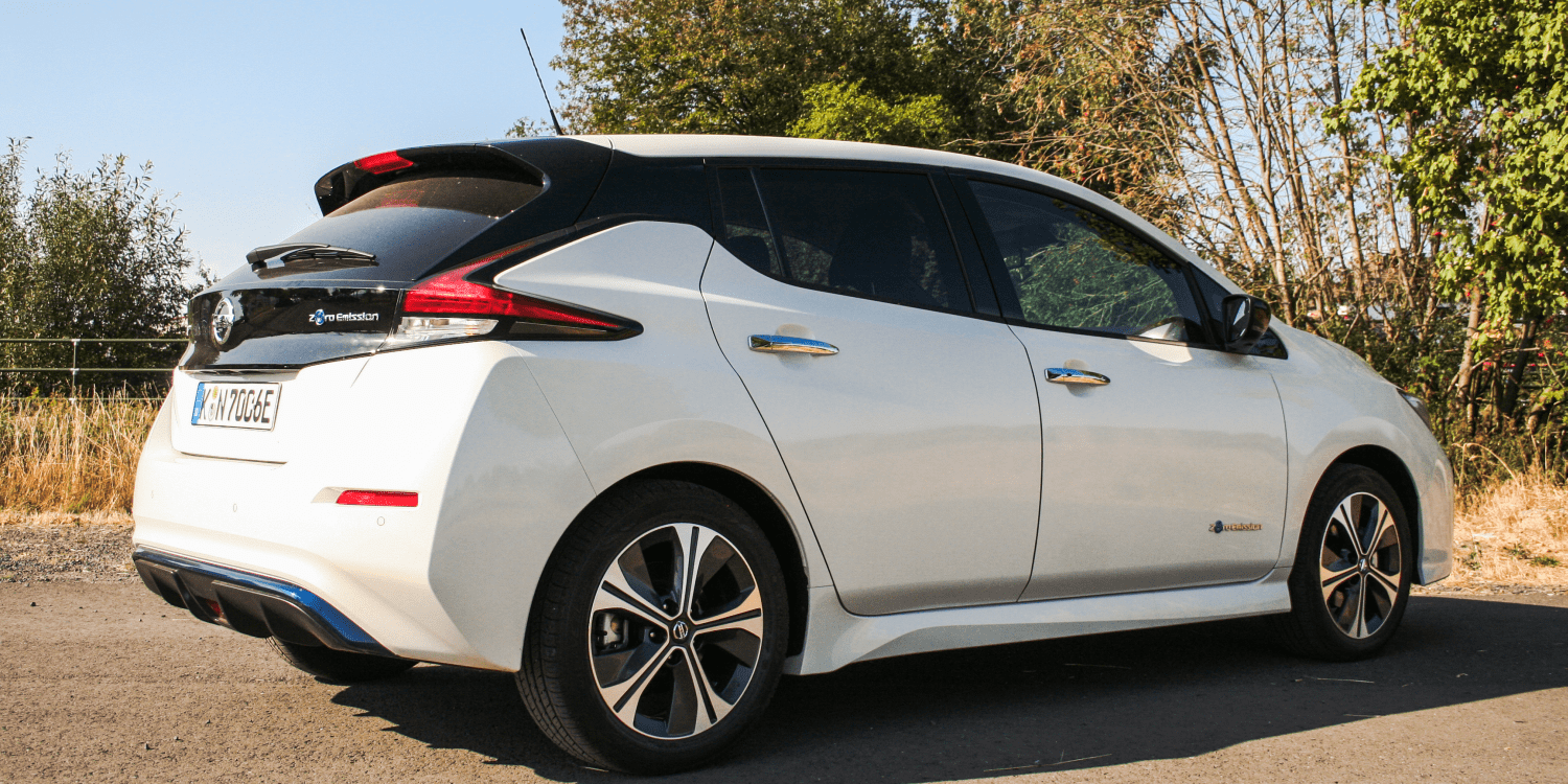 66 The Nissan Leaf 2019 60 Kwh Model