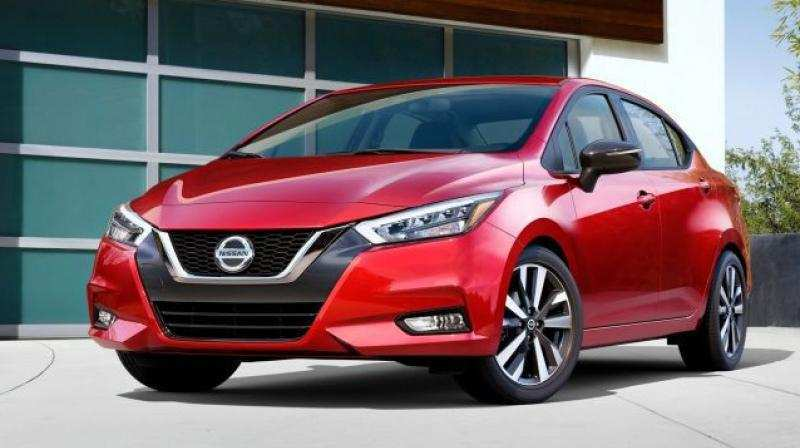 66 The Nissan Sunny 2019 Release