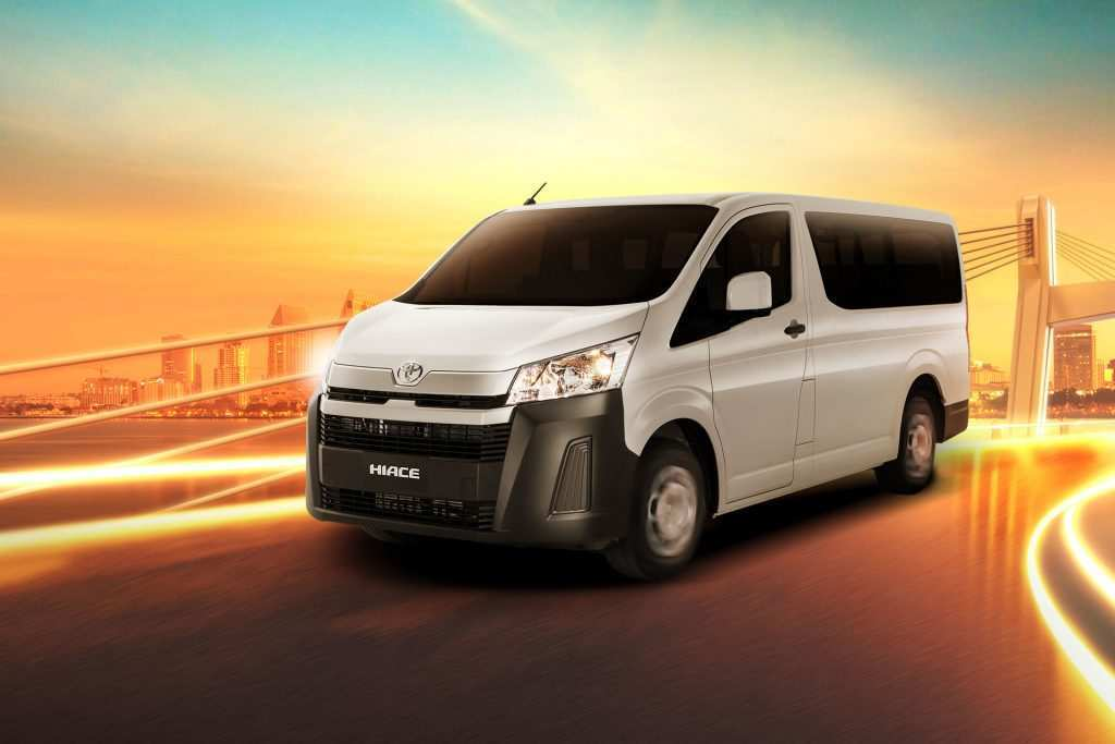66 The Toyota Hiace 2019 Performance