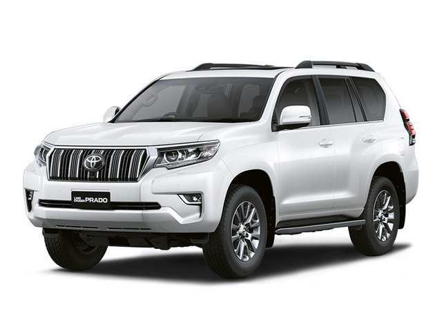 66 The Toyota Prado 2019 Price And Review