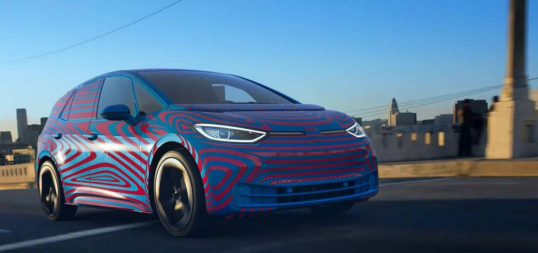 66 The Volkswagen 2019 Electric Redesign