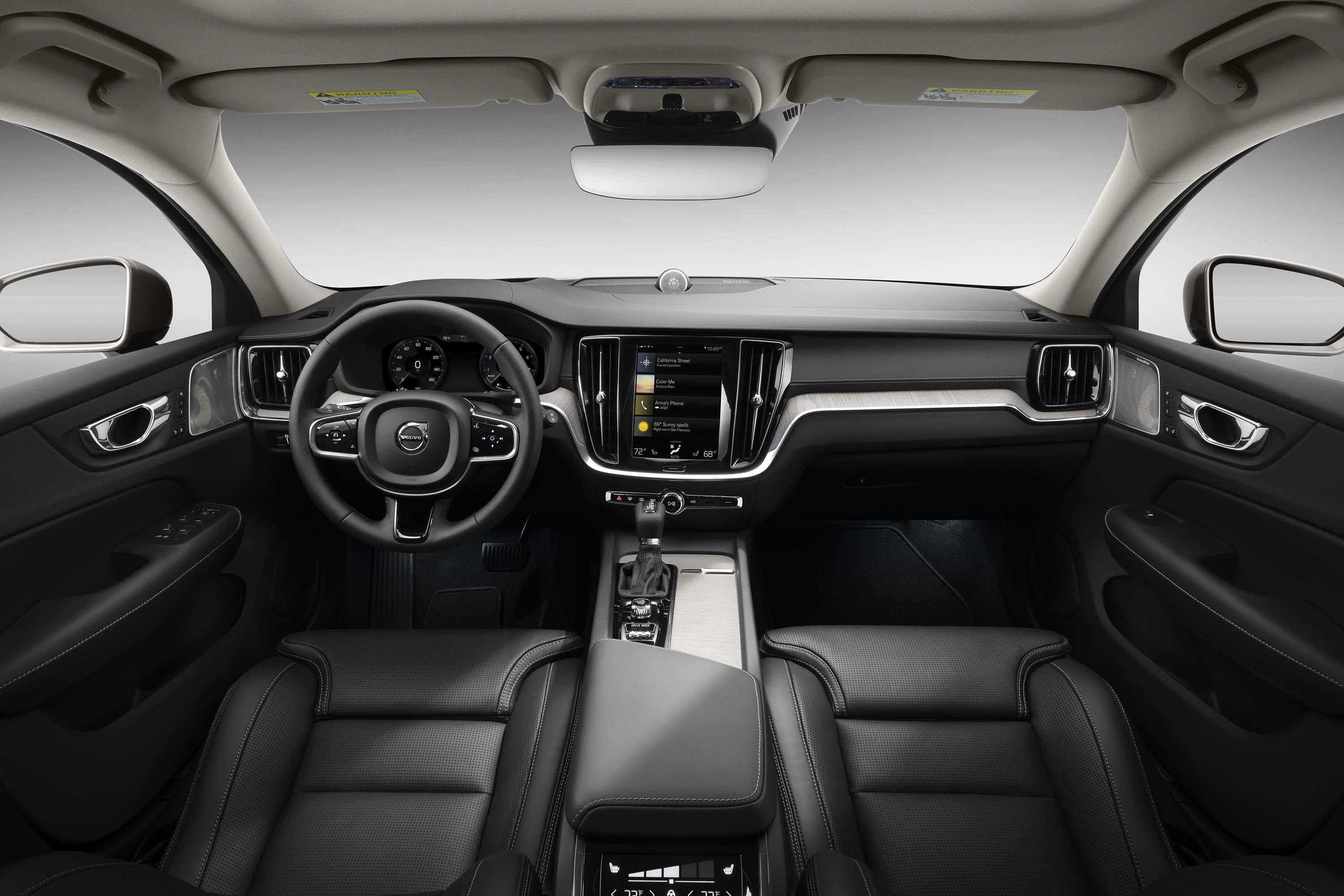 66 The Volvo Xc60 2019 Manual Specs And Review