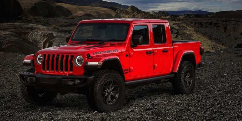 66 The When Can I Order A 2020 Jeep Gladiator Rumors