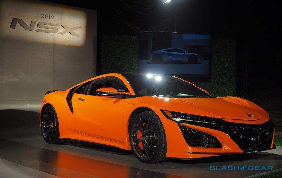67 A 2019 Acura NSX Images