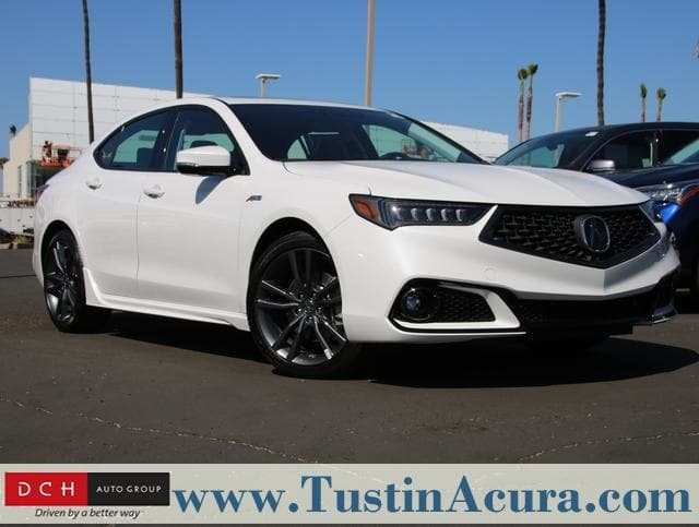67 A 2019 Acura TLX Review