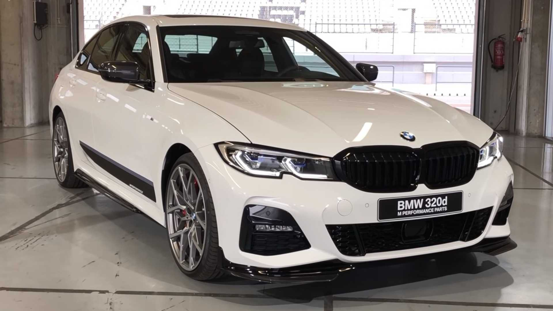 67 A 2019 BMW 3 Series History