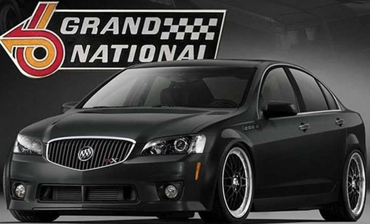 67 A 2019 Buick Grand National Gnx Performance