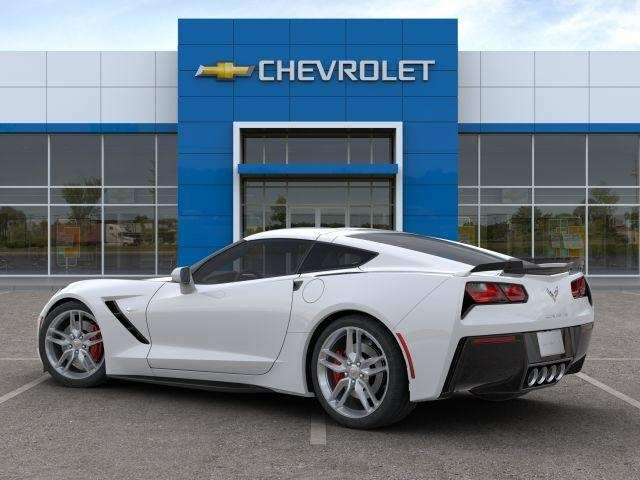 67 A 2019 Corvette Stingray First Drive
