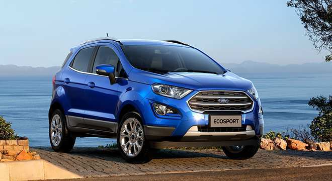 67 A 2019 Ford Ecosport Price And Release Date