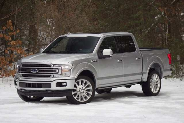 67 A 2019 Ford F 150 Release