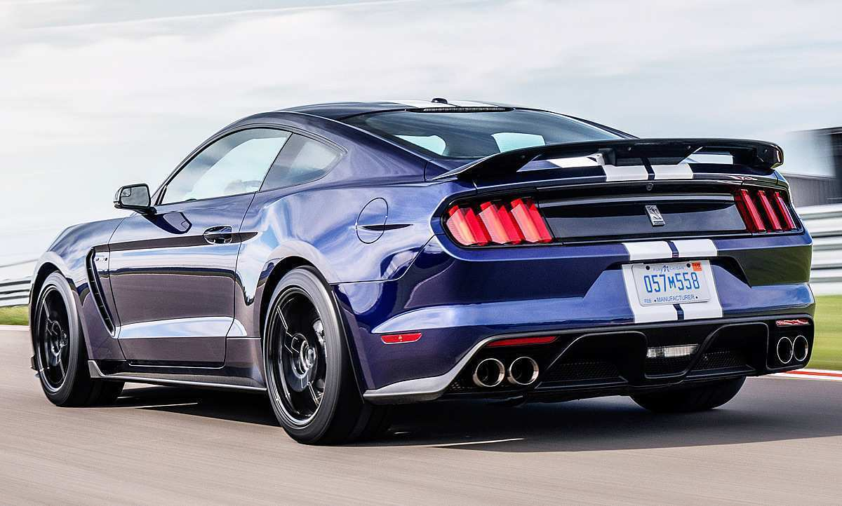 67 A 2019 Ford Mustang Shelby Gt 350 Concept And Review