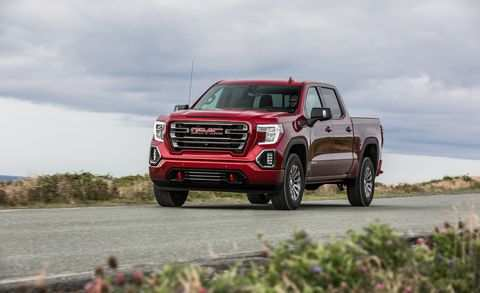 67 A 2019 GMC Sierra Research New