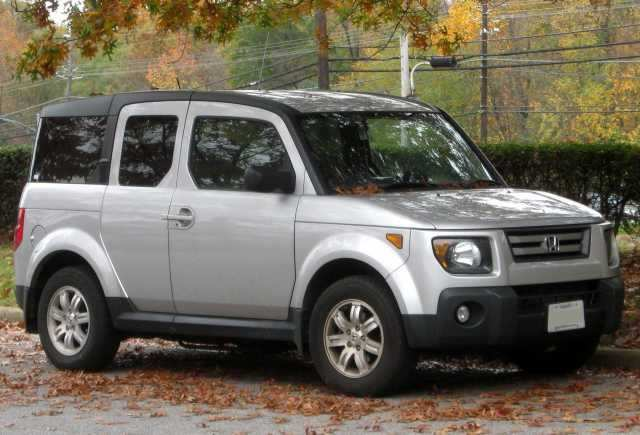 67 A 2019 Honda Element Review