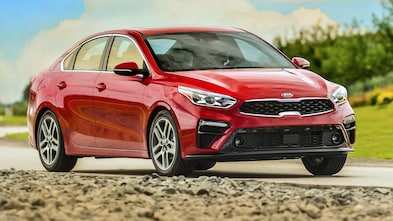 67 A 2019 Kia Forte5 Hatchback Price And Review