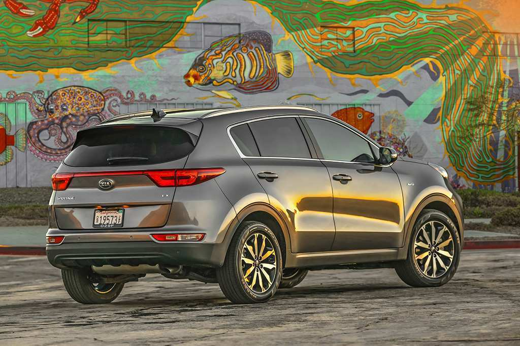 67 A 2019 Kia Sportage Review Model