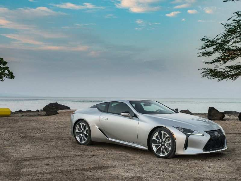 67 A 2019 Lexus LF LC Research New