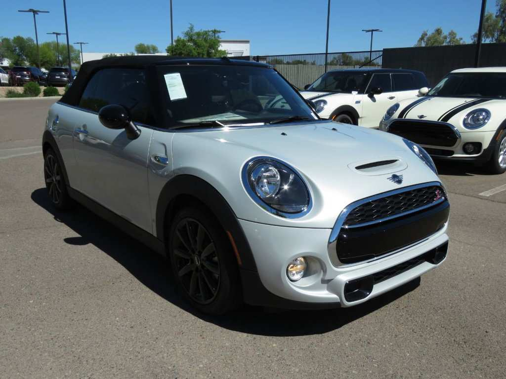 67 A 2019 Mini Cooper Convertible S Performance And New Engine