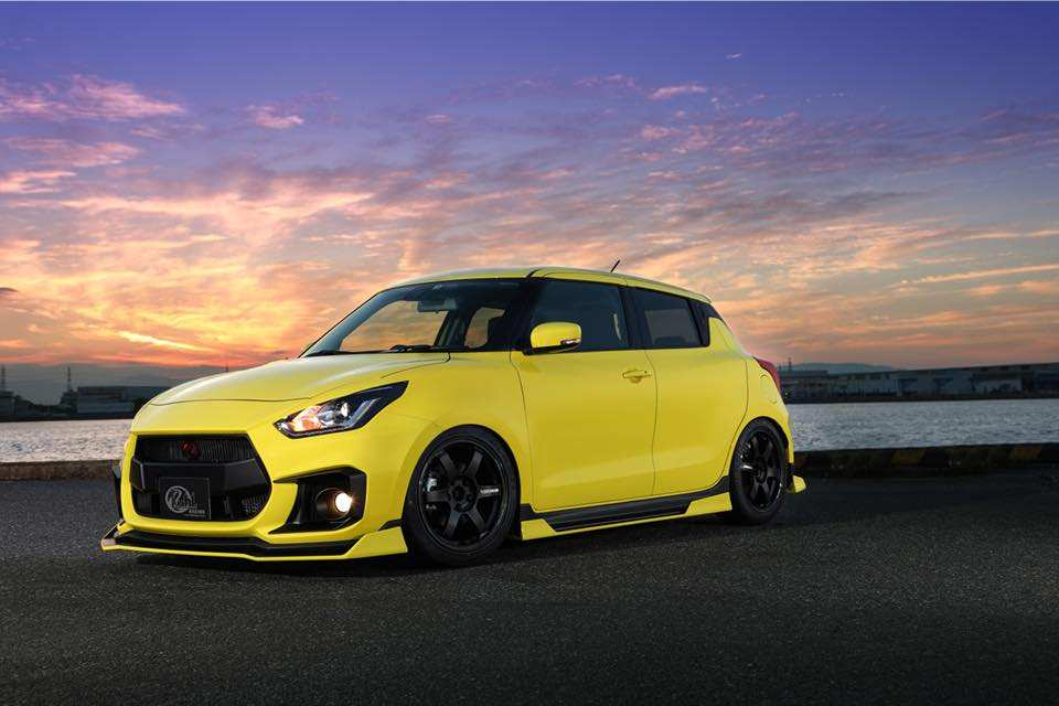 67 A 2019 New Suzuki Swift Sport First Drive