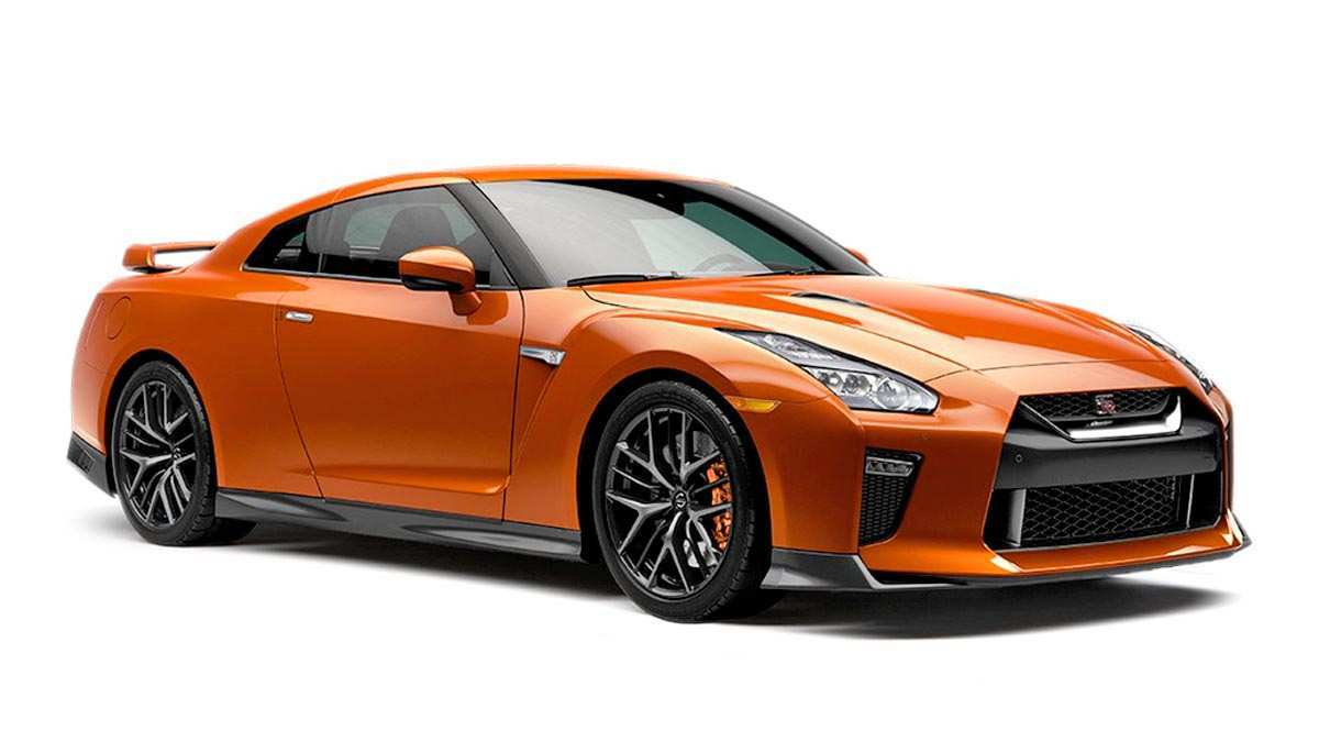 67 A 2019 Nissan GT R Overview