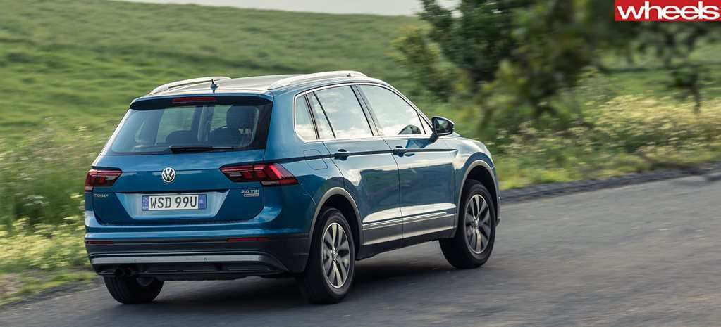 67 A 2019 Volkswagen Tiguan Photos