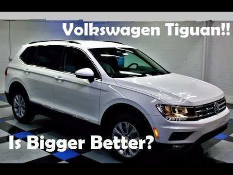67 A 2019 Volkswagen Tiguan Redesign And Concept