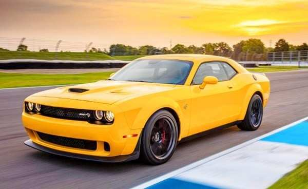 67 A 2020 Dodge Challenger Hellcat Reviews