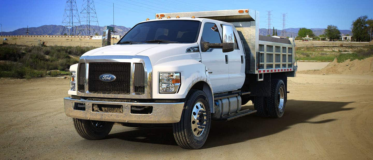 67 A 2020 Ford F 650 F 750 Style