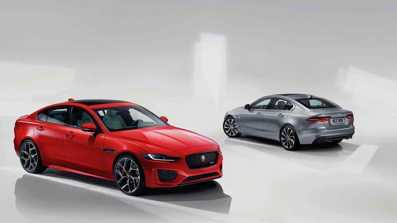 67 A 2020 Jaguar Xe Australia New Review