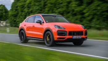 67 A 2020 Porsche Macan Turbo Rumors