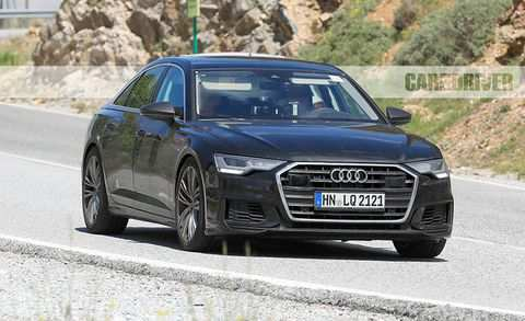 67 A 2020 The Audi A6 Performance