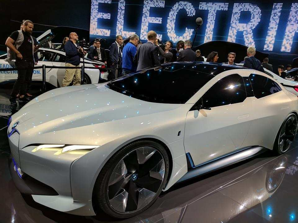 67 A BMW Electric Vehicles 2020 Release