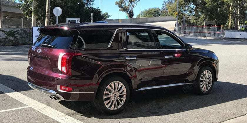 67 A Hyundai Palisade 2020 Price In India New Review
