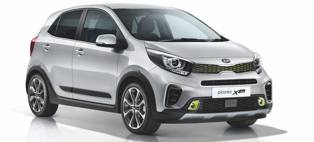 67 A Kia Picanto Xline 2020 Performance And New Engine