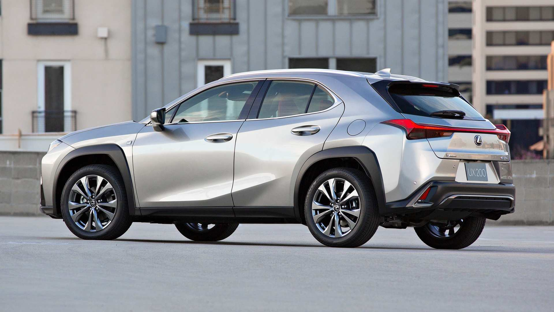67 A Lexus Ux 2019 Price Performance