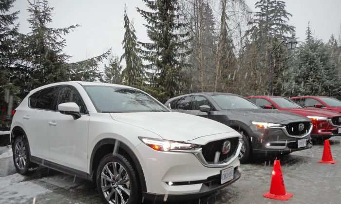 67 A Mazda Cx 5 2019 White Specs And Review