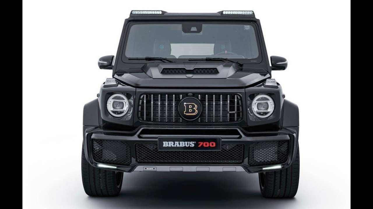 67 A Mercedes Brabus 2019 Release Date And Concept