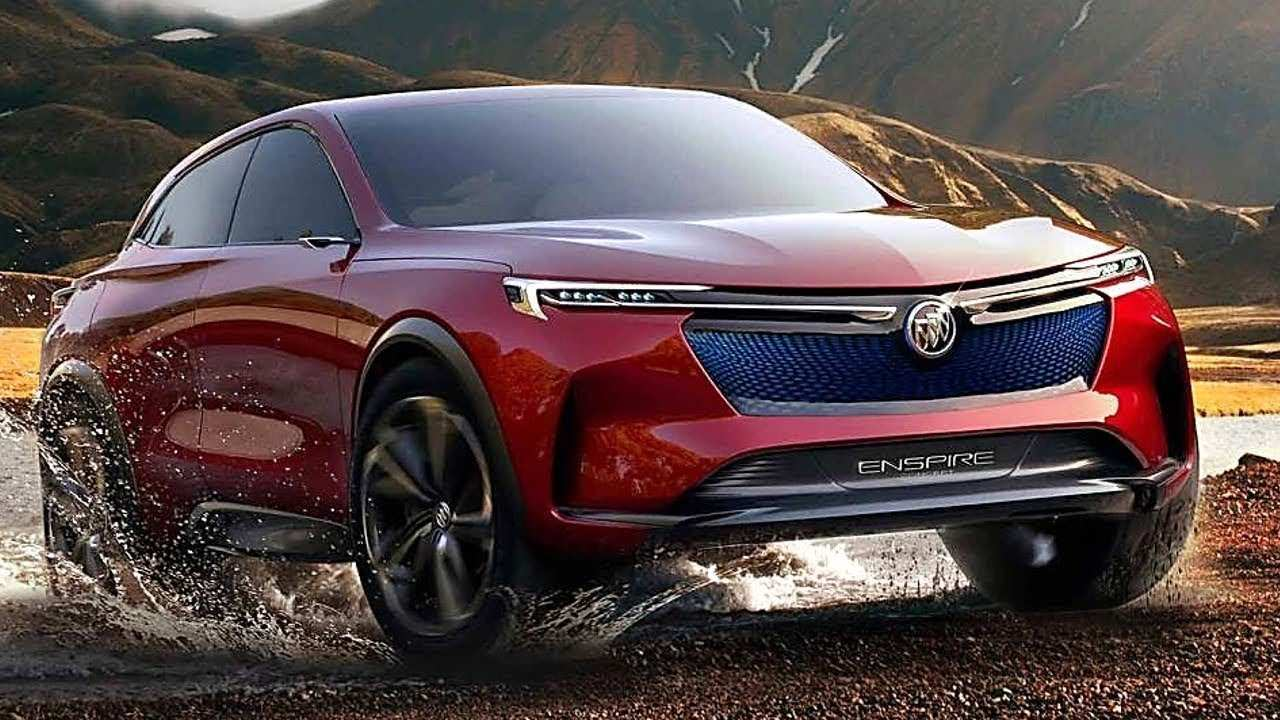67 A New Buick 2020 Model