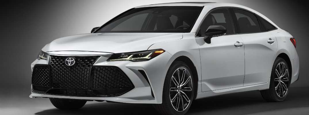 67 A New Toyota 2019 Models First Drive