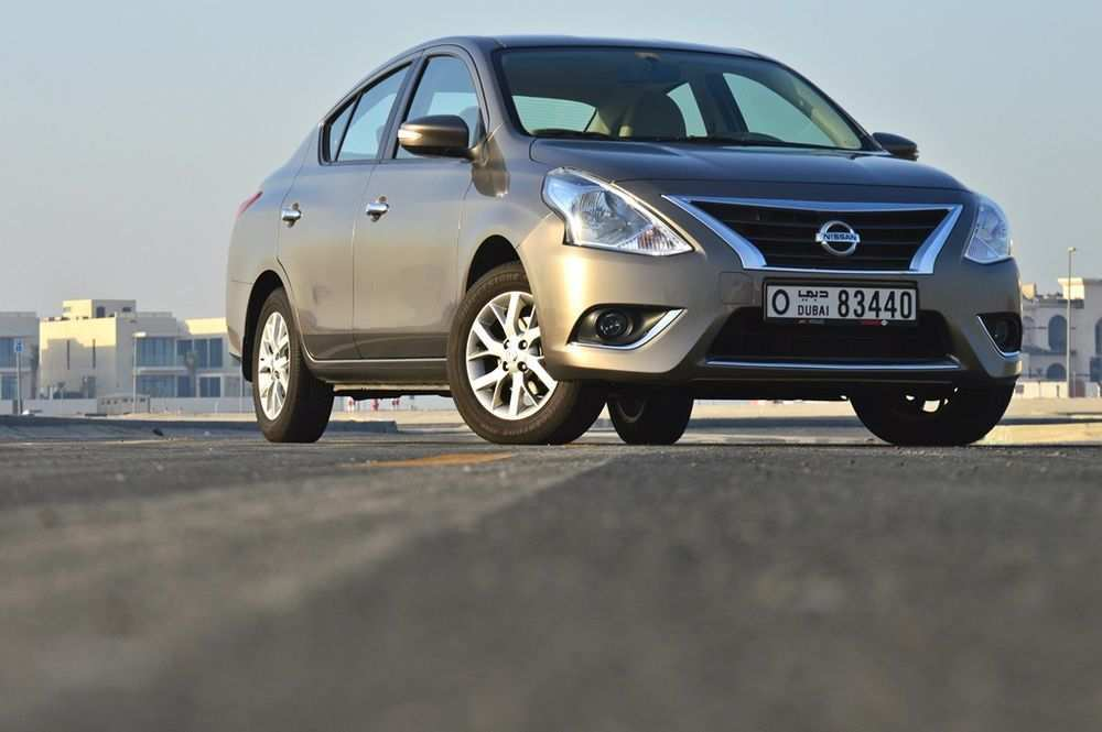 67 A Nissan Sunny 2019 Price And Review