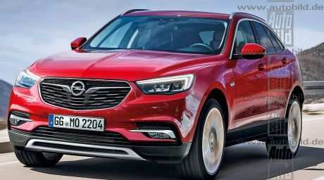 67 A Opel Omega X 2020 Release Date and Concept