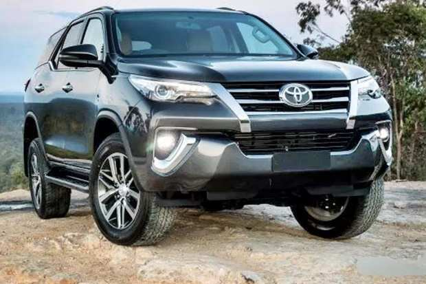 67 A Toyota Fortuner New Model 2020 Redesign