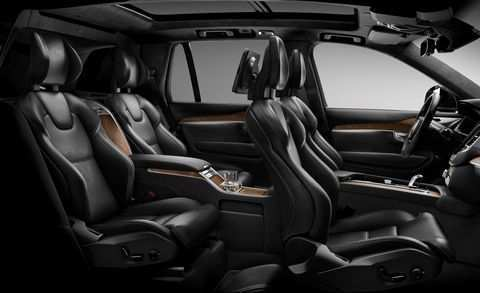 67 A Volvo Xc90 2019 Interior Spesification